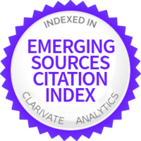 ESCI - Emerging Sources Citation Index